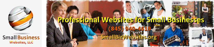Small Business Websites LLC - Professional Websites for Small Businesses